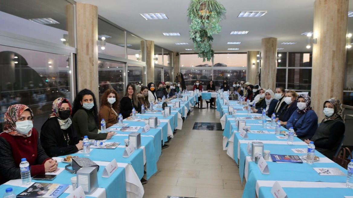 Elazığ Kadın Meclisi İlk Toplantısını Gerçekleştirdi
